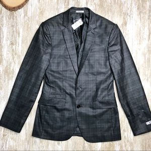 NWT $298 {Express} Fitted PHOTOGRAPHER Blazer